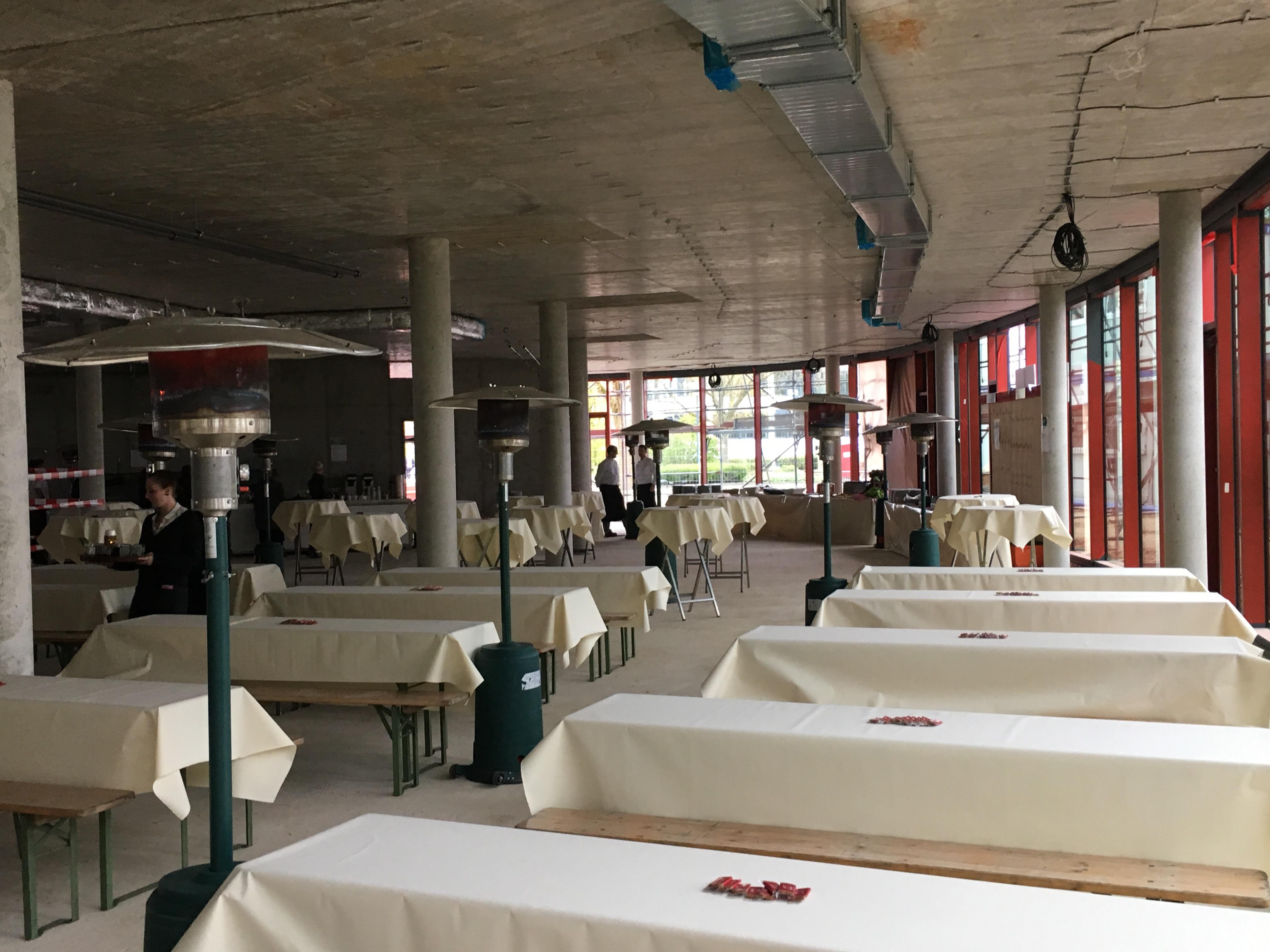 Richtfest GOB Krefeld